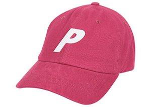 "Palace - Boné P 6-Panel ""Pink"""