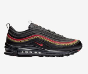"ENCOMENDA - Nike Air Max 97 Leopard Pack ""Black"""