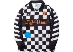 "Nikelab x OFF-WHITE - Camisa Jersey Mercurial NRG X FB ""Black"""