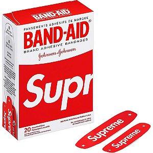 ENCOMENDA - Supreme x johnson johnson - Band-Aid