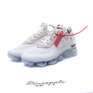 """Nike Air VaporMax x OFF-WHITE """"White"""""""