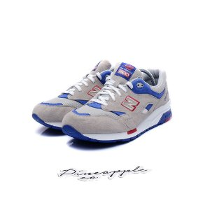 "New Balance CM1600LC ""Grey/Red/Blue"""
