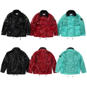 ENCOMENDA - Supreme x Stone Island - Jaqueta New Silk Light