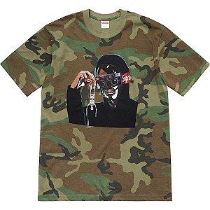"SUPREME - Camiseta Creeper ""Camo"""