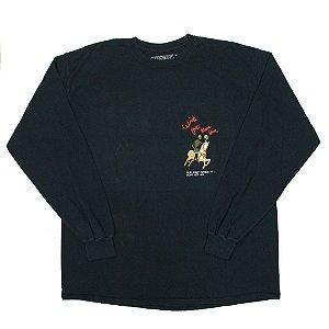 "Travis Scott - Camiseta Astroworld Skull Boy ""Black"""