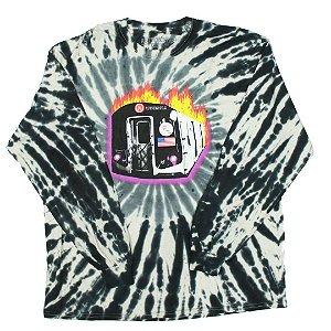 """Travis Scott - Camiseta Astroworld One Night Only """"Tie Dye"""""""