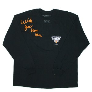 "TRAVIS SCOTT - Camiseta Astroworld Forever Knicks ""Black"""