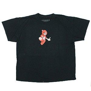 "Travis Scott - Camiseta Astroworld Tour Bear Logo ""Black"""