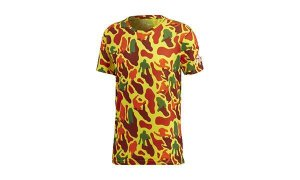 "adidas x Pharrell Williams - Camiseta N.E.R.D ""Red/Yellow"""