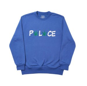 "PALACE - Moletom Pwlwce ""Blue"""