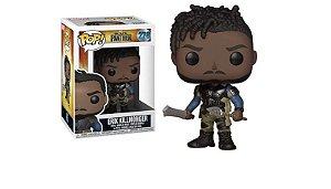 ENCOMENDA - FUNKO POP - Boneco Black Panther Erik Killmonger #278
