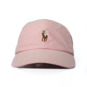 "Polo Ralph Lauren - Boné Baseball ""Light Pink"""