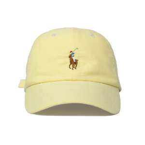 "Polo Ralph Lauren - Boné Baseball ""Yellow"""