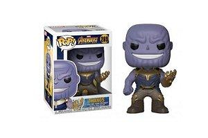 ENCOMENDA - FUNKO POP - Boneco Avengers Infinity War Thanos #289
