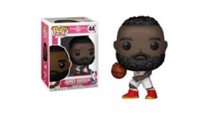 ENCOMENDA - FUNKO POP - Boneco Rockets James Harden  #44