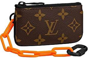 """LOUIS VUITTON - Bolsa Pochette Cles """"Monogram"""""""