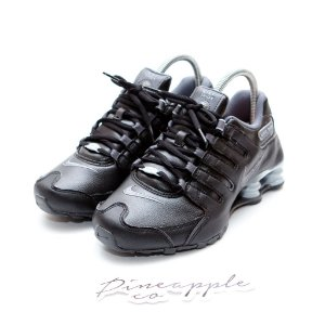 "Nike Shox NZ EU ""Black/Dark Grey"""