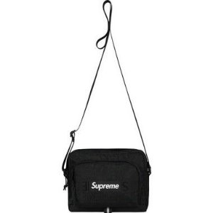 "SUPREME - Bolsa Shoulder SS19 ""Black"""