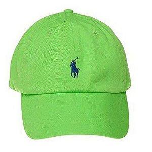 "Polo Ralph Lauren - Boné Baseball ""Green"""