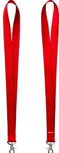 "SUPREME - Lanyard S/S 16 ""Red"""