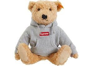 "Supreme x Steiff - Bear ""Box Logo Grey"""