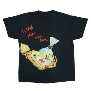 "Travis Scott - Camiseta Astroworld Tour Hand Fish ""Black"""