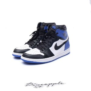 "Nike Jordan 1 Retro x Fragment ""Black/Royal/White"" -NOVO-"