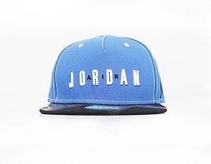 """Nike Air Jordan - Boné Jordan Script Logo """"Blue"""""""