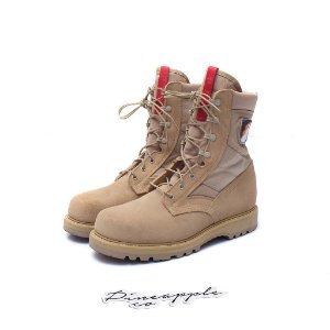 "PIET Bota Field Boots ""Bege"""
