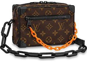 Louis Vuitton x Virgil Abloh's - Bolsa Mini Soft Trunk