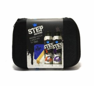 STEP DEFEND - Kit de Limpeza