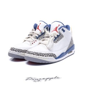 "Nike Air Jordan 3 Retro ""True Blue"" (2011)"