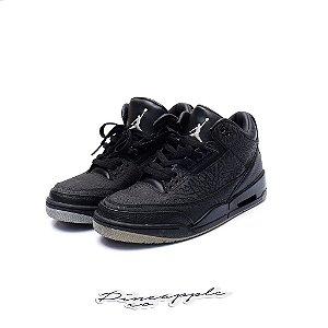 "Nike Air Jordan 3 Retro ""Black Flip"" (2011)"