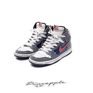 "Nike SB Dunk High ""Born in the USA"" (2010)"