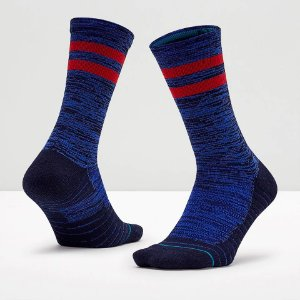 "STANCE - Meias Franchise ""Blue/Black"""