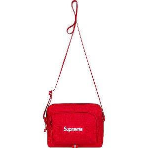"""SUPREME - Bolsa Shoulder SS19 """"Red"""""""