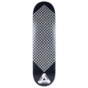 "PALACE - Shape EEE 3 Skateboard Deck ""Black"""