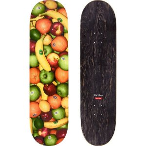 SUPREME - Shape Fruit Skateboard Deck