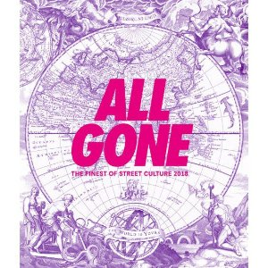 ALL GONE - Livro The World is Yours