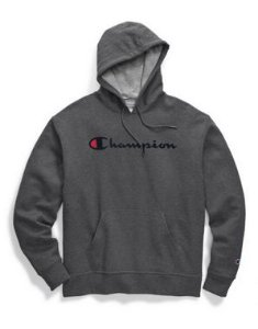 "CHAMPION - Moletom Graphic Script ""Granito"""