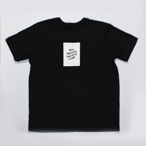"YEEZY BUSTA - Camiseta AFFC Box logo ""Black/White"""