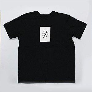 "YEEZY BUSTA - Camiseta AFFC Box logo ""Black/White"""