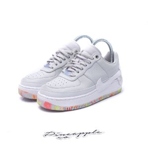 "Nike Air Force 1 Jester XX Print ""Pure Platinum"""