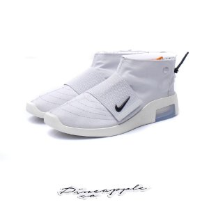 "Nike Air Fear Of God Moccasin ""Pure Platinum"""