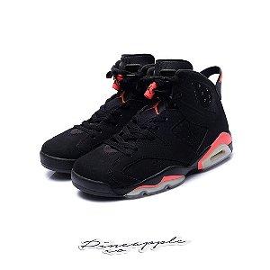 """Nike Air Jordan 6 Retro """"Black/Infrared-23"""" (2014)"""