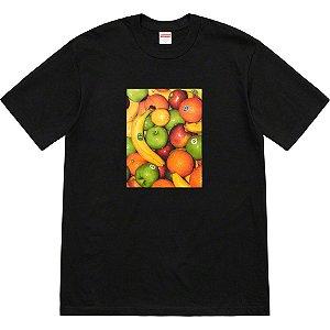 "SUPREME - Camiseta Fruit ""Black"""