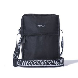"ANTI SOCIAL SOCIAL CLUB - Bolsa Shoulder Side ""Black"""