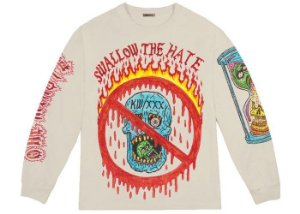 3d7879ca1 Comprar Agora. ENCOMENDA - XXXTentacion - Camiseta Swallow The Hate