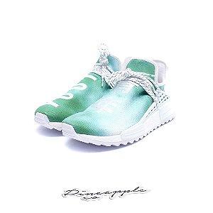 "adidas NMD Human Race x Pharrell China Pack Youth ""Green"""