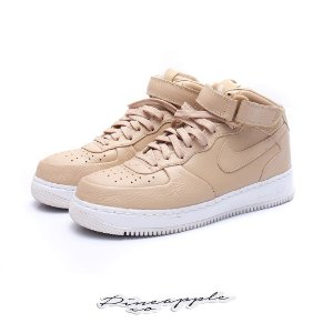 "NIKE - Air Force 1 Mid ""Vachetta Tan"" -USADO-"